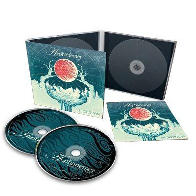 AEPHANEMER-Prokopton/Limited Edition Digipack 2CD