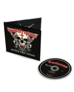 CANDLEMASS-Death Thy Lover/Limited Edition Digipack CD EP