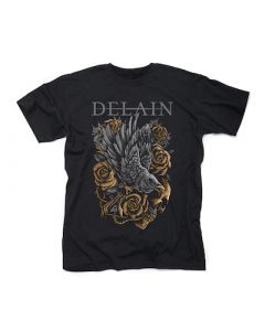 DELAIN - Raven / T-Shirt