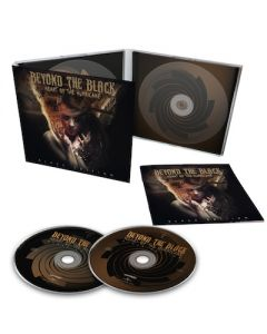 BEYOND THE BLACK - Heart of the Hurricane: Black Edition / Digipack 2CD