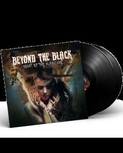 BEYOND THE BLACK-Heart Of The Hurricane/Limited Edition BLACK Vinyl Gatefold 2LP
