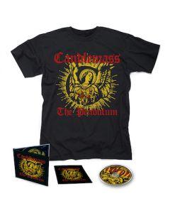 CANDLEMASS - The Pendulum / Digipak CD EP + T-Shirt Bundle