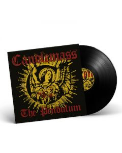 CANDLEMASS - The Pendulum / BLACK 12 INCH EP + T-Shirt Bundle