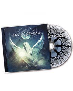 DARK SARAH - Grim / CD + T-Shirt Bundle
