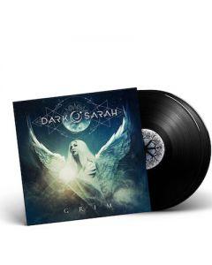 DARK SARAH - Grim / BLACK Gatefold 2LP