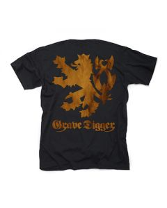GRAVE DIGGER - Fields Of Blood / T-Shirt