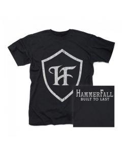 HAMMERFALL-Shield/T-Shirt