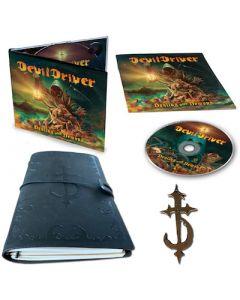 DEVILDRIVER - Dealing With Demons I / Digipak + Notebook + Charm Bundle