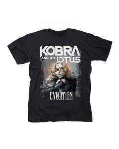 KOBRA AND THE LOTUS - Evolution / T- Shirt