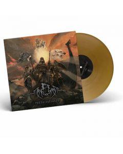 MANEGARM – Fornaldarsagor / GOLD LP Gatefold