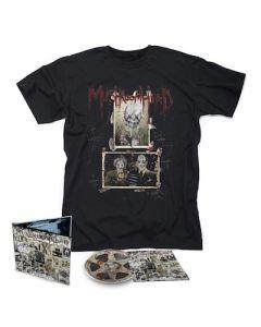MUSHROOMHEAD - A Wonderful Life / Digipak CD + T-Shirt Bundle