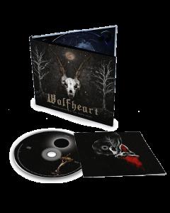 WOLFHEART-Constellation Of The Black Light/Limited Edition Digipack CD or BLACK Vinyl Gatefold LP + T-Shirt Bundle