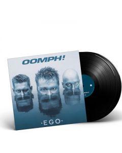 OOMPH!-Ego/Limited Edition BLACK Vinyl Gatefold 2LP