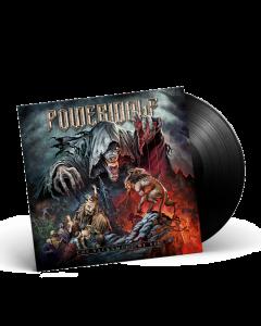 POWERWOLF - The Sacrament Of Sin / Gatefold Black LP