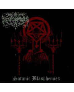 NECROPHOBIC - Satanic Blasphemies / CD