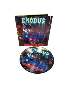 EXODUS - Fabulous Disaster / Import Picture Disc LP