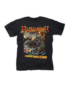 RUMAHOY - Time II: Party / CD + T-Shirt Bundle