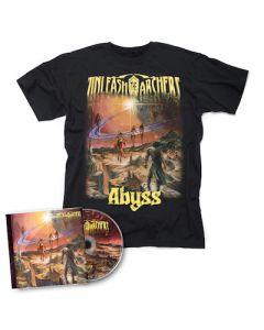 UNLEASH THE ARCHERS - Abyss / CD + T-Shirt Bundle