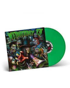 WEDNESDAY 13 - Calling All Corpses / Green LP