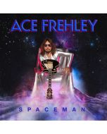 ACE FREHLEY - Spaceman / SILVER LP