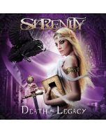 SERENITY - Death & Legacy CD
